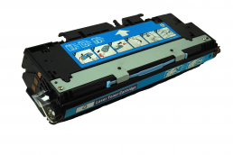 Compatible HP 309A (Q2671) Cyan Toner Cartridge
