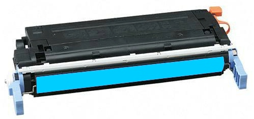 Compatible HP 641A (C9721A) Cyan Toner Cartridge