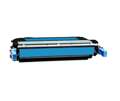 Compatible Hewlett Packard 642A (CB401A) Cyan Toner Cartridge