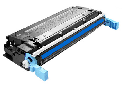 Compatible Hewlett Packard 643A (Q5951A) Cyan Toner Cartridge