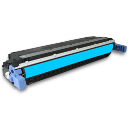 Compatible HP 645A (C9731A) Cyan Toner Cartridge