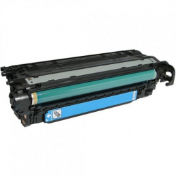 Compatible HP 648A (CE261A) Cyan Toner Cartridge