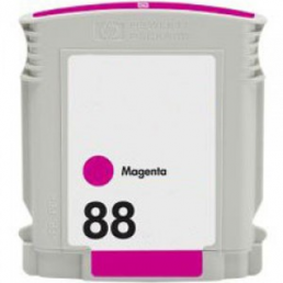 Compatible HP HP88 Magenta Inkjet Cartridge