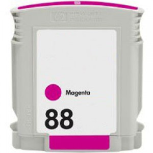 Compatible Hewlett Packard HP88 Magenta Inkjet Cartridge