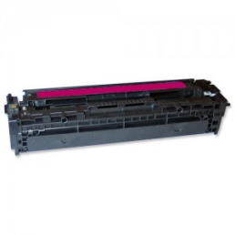 Compatible HP 125A (CB543A) Magenta Toner Cartridge