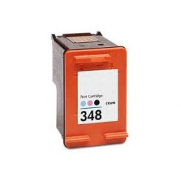 Compatible HP HP348 Photo Inkjet Cartridge