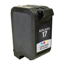 Compatible HP HP17 Colour Inkjet Cartridge