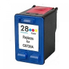 Compatible HP HP28 (XL) Colour Inkjet Cartridge