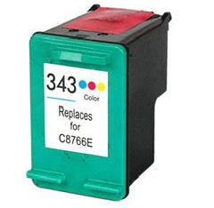 Compatible HP HP343 Colour Inkjet Cartridge