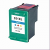 Compatible HP HP351XL Colour Inkjet Cartridge
