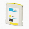 Compatible HP HP88 Yellow Inkjet Cartridge