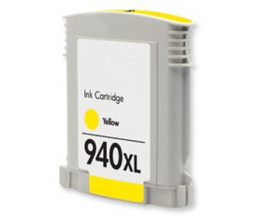 Compatible HP HP940 (XL) Yellow Inkjet Cartridge
