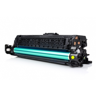 Compatible Hewlett Packard (CF032A) Yellow Toner Cartridge