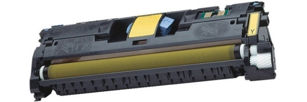 Compatible HP 122A (Q3962A) Yellow Toner Cartridge