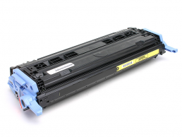 Compatible HP 124A (Q6002A) Yellow Toner Cartridge