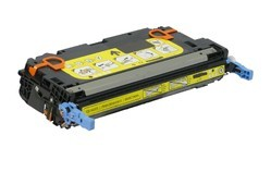 Compatible HP 502A (Q6472A) Yellow Toner Cartridge