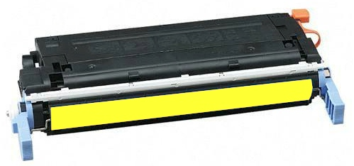 Compatible HP 641A (C9722A) Yellow Toner Cartridge