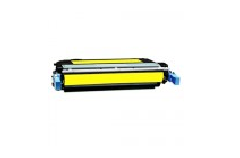 Compatible HP 642A (CB402A) Yellow Toner Cartridge