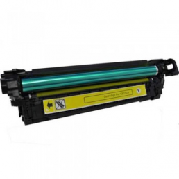 Compatible HP 648A (CE262A) Yellow Toner Cartridge