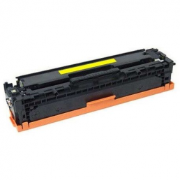 Compatible HP 130A (CF352A) Yellow Toner Cartridge