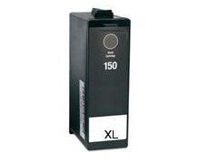 Compatible Lexmark 14N1614E (No150XL) High-Capacity Black Inkjet Cartridge,
