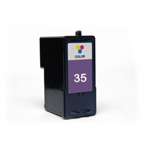 Compatible Lexmark 18C0035 (No35) Colour Inkjet Cartridge,