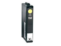Compatible Lexmark 14N1618E (No150XL) High-Capacity Yellow Inkjet Cartridge,
