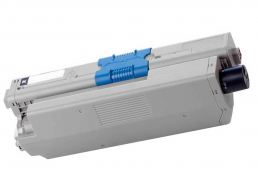 Compatible Oki C510/530 (44469804) Black Toner Cartridge