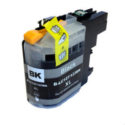 Compatible Brother LC127BK (XL) Black Inkjet Cartridge