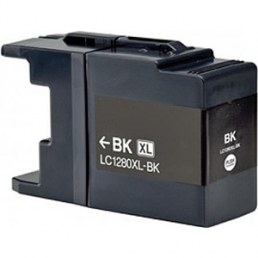 Compatible Brother LC1280BK Black Inkjet Cartridge
