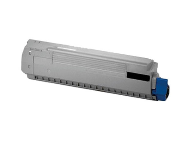 Compatible Oki C830 (44059108) Black Toner Cartridge