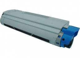 Compatible Oki C610 (44315307) Cyan Toner Cartridge