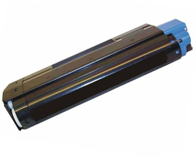 Compatible Oki C5100 (42127407) Cyan Toner Cartridge