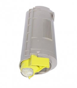 Compatible Oki C8600 (43487709) Yellow Toner Cartridge