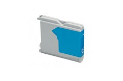 Compatible Brother LC1000C Cyan Inkjet Cartridge