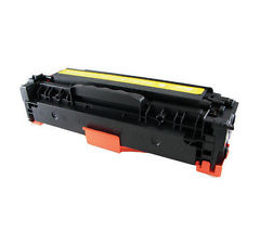 Compatible HP 312A (CF382A) Yellow Toner Cartridge