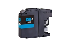Compatible Brother LC225C Cyan Inkjet Cartridge
