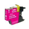 Compatible Brother LC1240M Magenta Inkjet Cartridge