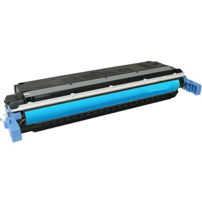Compatible Hewlett Packard 201X (CF401A) Cyan Toner Cartridge