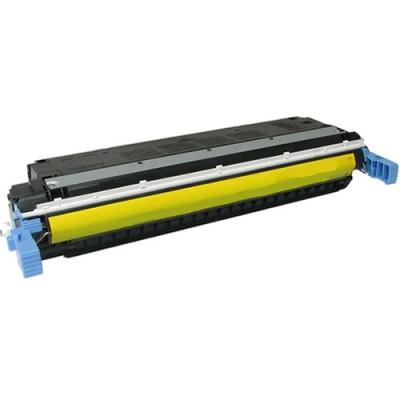 Compatible Hewlett Packard 201X (CF402X) Yellow Toner Cartridge