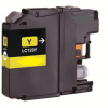 Compatible Brother LC123Y Yellow Inkjet Cartridge