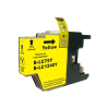 Compatible Brother LC1240Y Yellow Inkjet Cartridge