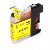 Compatible Brother LC125Y Yellow (XL) Inkjet Cartridge