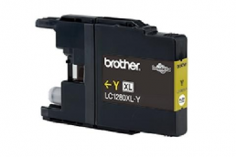 Compatible Brother LC1280Y Yellow Inkjet Cartridge