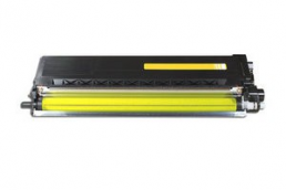Compatible Brother TN-135Y (High Capacity) Yellow Toner Cartridge