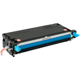 Compatible Dell H513C (593-10290) Cyan Toner Cartridge