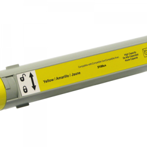 Compatible Dell HG308 (593-10053) Yellow Toner Cartridge