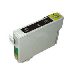 Compatible Epson T0611 Black Inkjet Cartridge