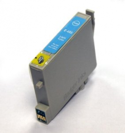 Compatible Epson T0805 Light Cyan Inkjet Cartridge