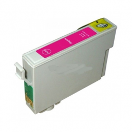 Compatible Epson T0613 Magenta Inkjet Cartridge